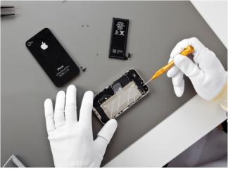 Régi telefonok javítása